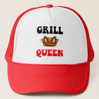Grill Queen Trucker Hat