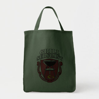 Grill Sergeant Barbecue Summer July 4th Bag