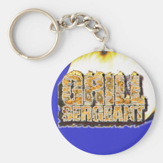 GRILL SERGEANT Father s Day Key Chains