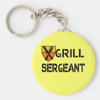 Grill Sergeant Products Key Chains