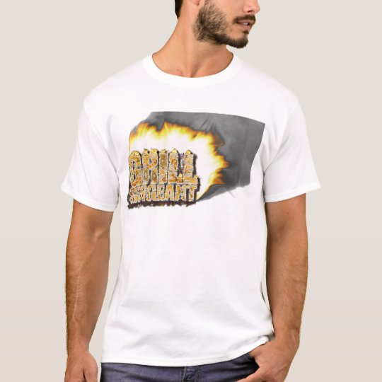 GRILL SERGEANT! T-Shirt