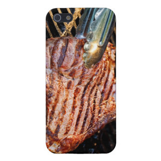 Grilled Steak iPhone Case iPhone 5/5S Covers