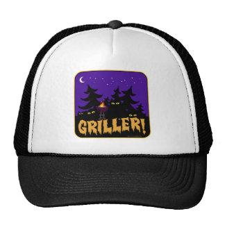 Griller! Mesh Hat