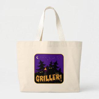 Griller! Jumbo Tote Bag
