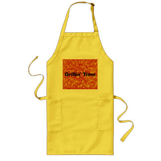 Grillin' Time Apron