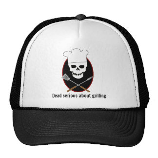 Grilling hat