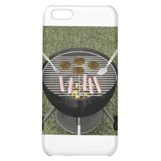 Grilling iPhone 5C Cover