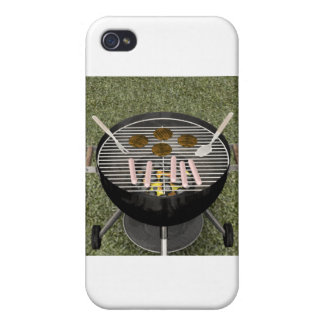 Grilling iPhone 4/4S Case