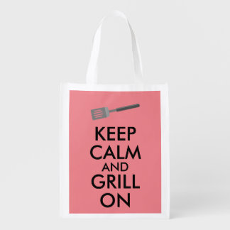 Grilling Keep Calm and Grill On Barbecue Spatula