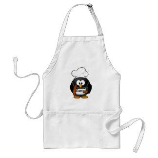 Grilling Penguin Standard Apron