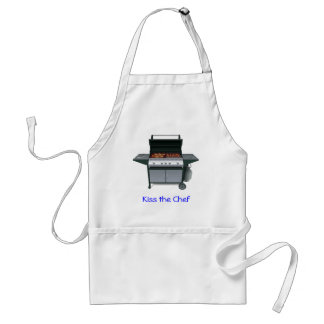 Grilling Time Adult Apron