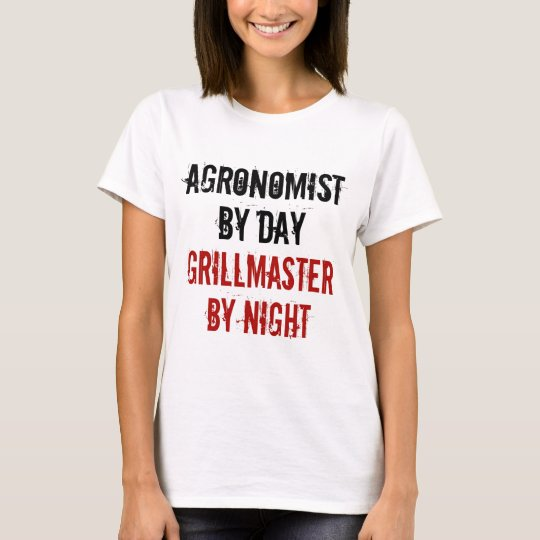 Grillmaster Agronomist T-Shirt