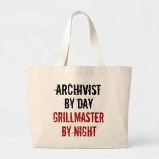 Grillmaster Archivist Tote Bags