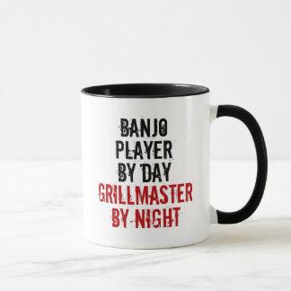 Grillmaster Banjo Player Mug