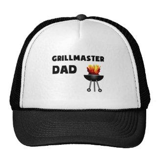 Grillmaster Dad Mesh Hats