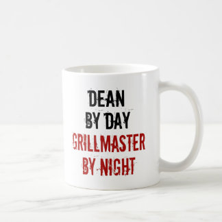 Grillmaster Dean Classic White Coffee Mug