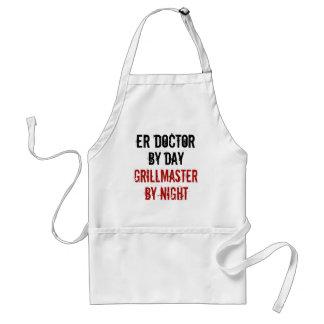 Grillmaster ER Doctor Standard Apron