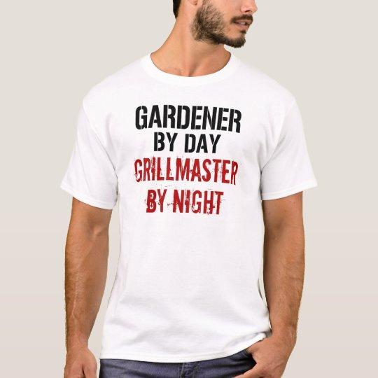 Grillmaster Gardener T-Shirt