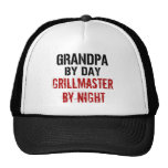Grillmaster Grandpa Hat