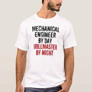Grillmaster Mechanical Engineer T-Shirt