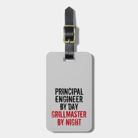 Grillmaster Principal Engineer Bag Tag