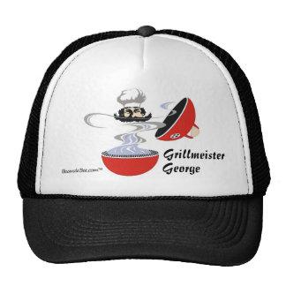 Grillmeister. Mesh Hat