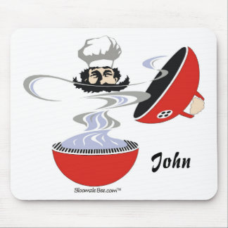 Grillmeister Mousepad