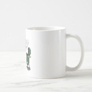 Grillography Basic White Mug