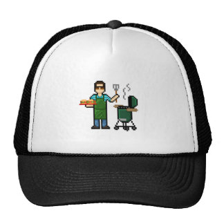 Grillography Mesh Hat