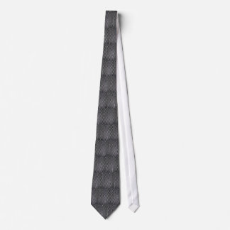 Grillwork Abstract Tie