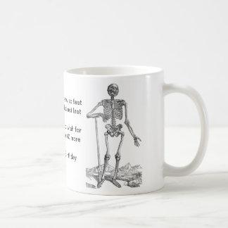 Grim 40th birthday Mug