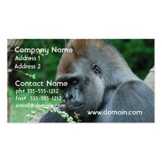 Grim Gorilla Business Cards
