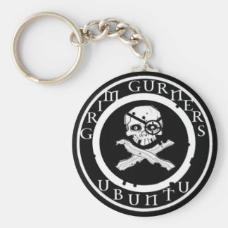 Grim Gurner Key ring