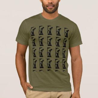 Grim Jake Repeat Logo T-Shirt