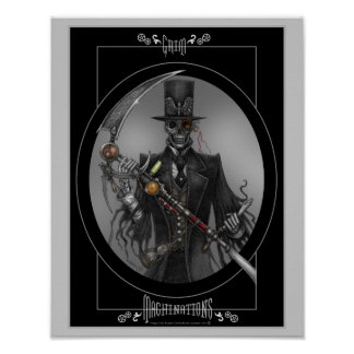 Grim Machinations Poster