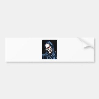 Grim Reaper Bumper Stickers
