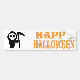 Grim Reaper Bumper Sticker