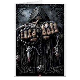 grim reaper card