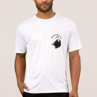 Grim Reaper Chasing Cyclist T-Shirt