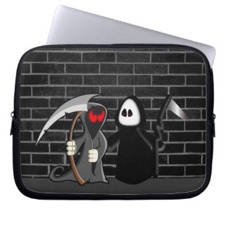 Grim Reaper Death Laptop Bag Laptop Computer Sleeves