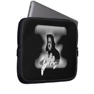 Grim Reaper Death Laptop Sleeve
