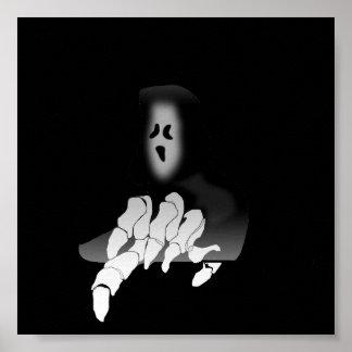 Grim Reaper Death Poster