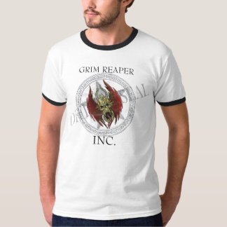 GRIM REAPER, INC. MARKED T-Shirt