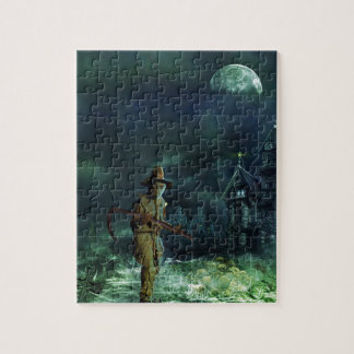 Grim Reaper Jigsaw Puzzle