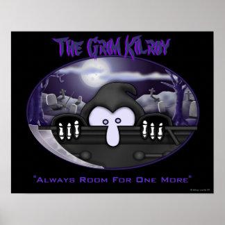Grim Reaper Kilroy Poster