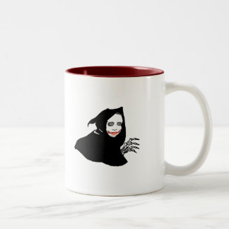 Grim Reaper Obama Coffee Mugs