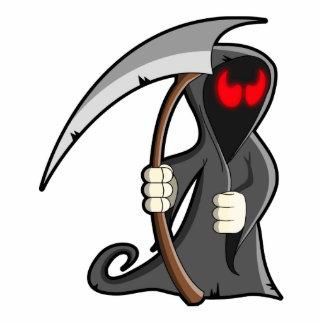 Grim Reaper Photo Sculpture Cutouts