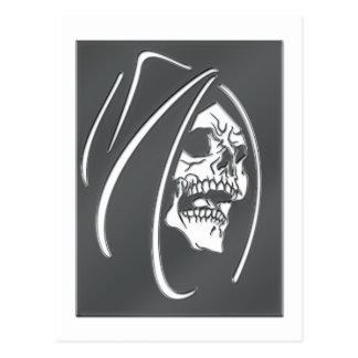 Grim Reaper Post Cards