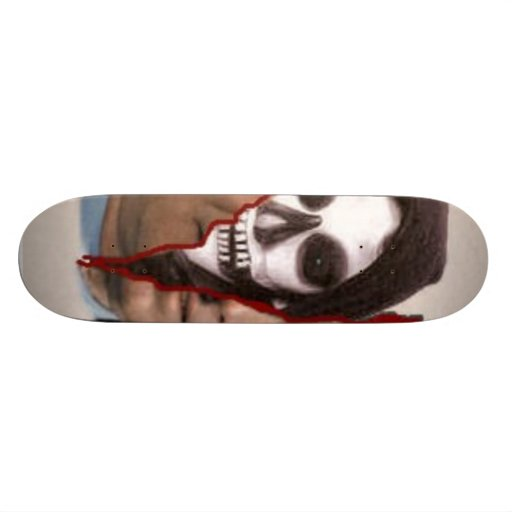 Grim Reaper Skateboard Deck