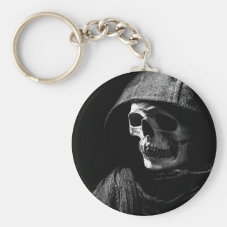Grim Reaper Skull Key Chains
